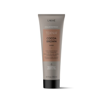 TEKNIA Cocoa brown mask refresh