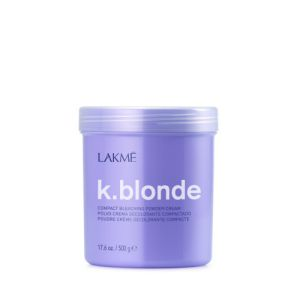 K.Blonde Compact Powder-Cream